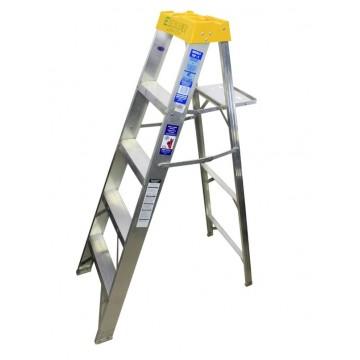 Escalera aluminio escalumex...
