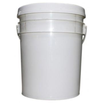 Balde plastico 5 gal usado