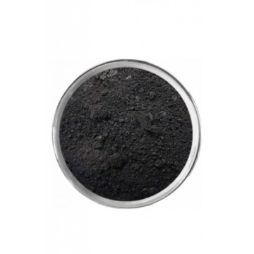 Polvo mineral negro fino...
