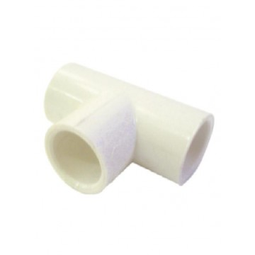 """Tee pvc 1"""" Gerfor"""