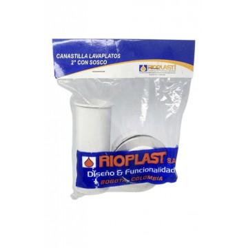Trampa lavaplatos Rioplast