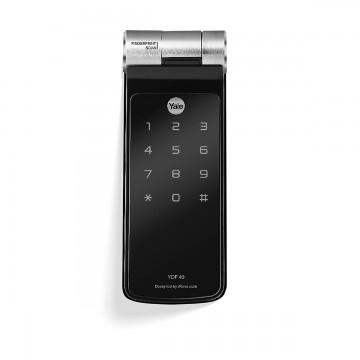 Cerrojo digital biométrica...
