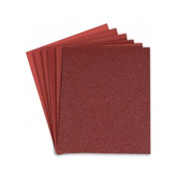 Lija roja N° 80 8002 Abracol