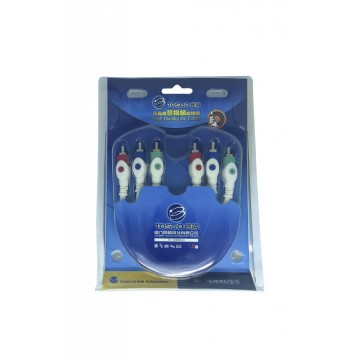 Cable profesional 3x3...