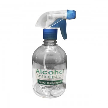Alcohol antiseptico 96%...