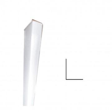 Angulo aluminio blanco a059...