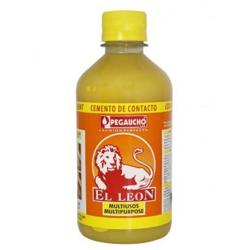 Pegante leon 1/2 / 375cc...